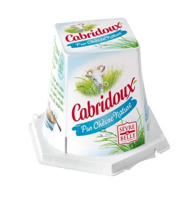 Cabridoux nature - Fromage tartinable - Fromage de chèvre - Sèvre & Belle