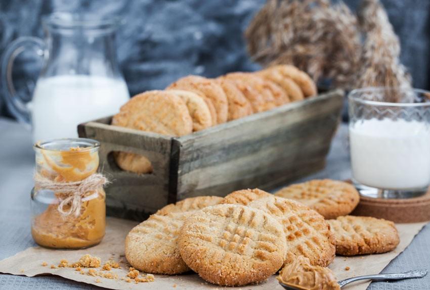 Sablés au beurre doux - Sèvre & Belle