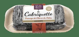 Fromage de chèvre du Poitou la Cabriquette cendrée